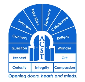 ACST Core Values and Learner Qualities Blue Door (1)